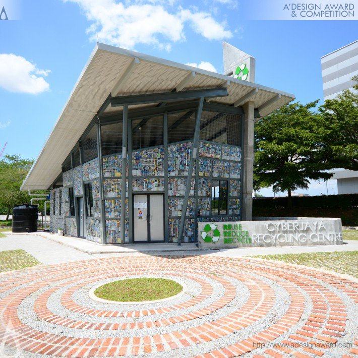 Recycle Collection Center, Cyberjaya (Recycle Collection Center Design)