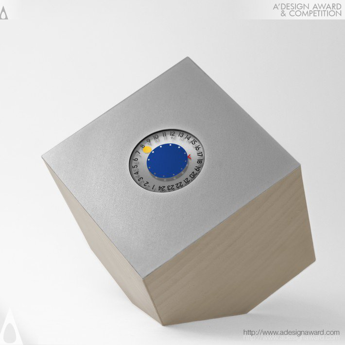 Giorno/Notte (Wrist Watch Design)