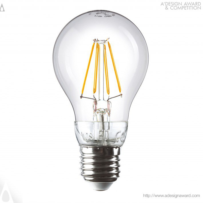 Vosled (Led-Filament Light Bulb Design)