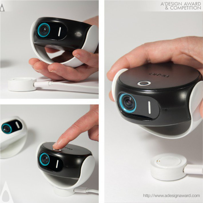 Priya (Security Cam Design)