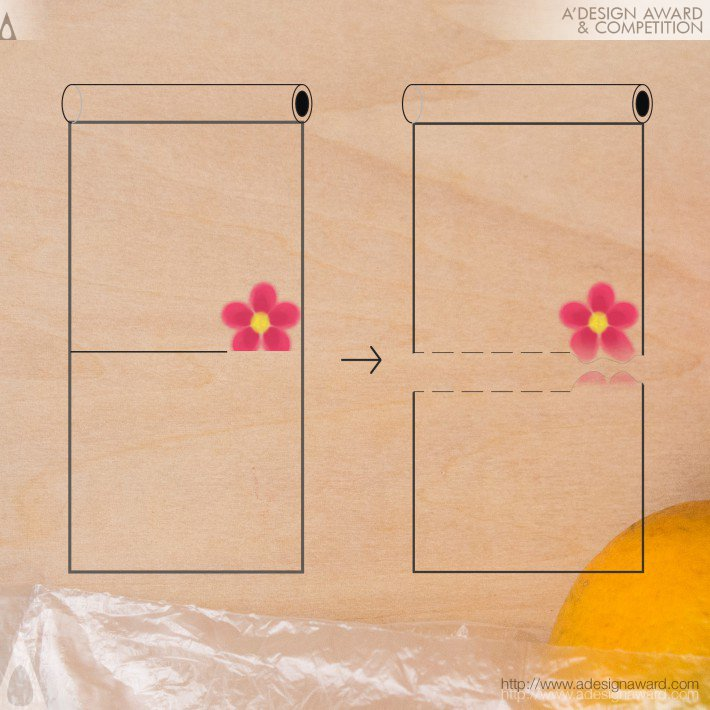 Easyslice (Easy to Open Design)