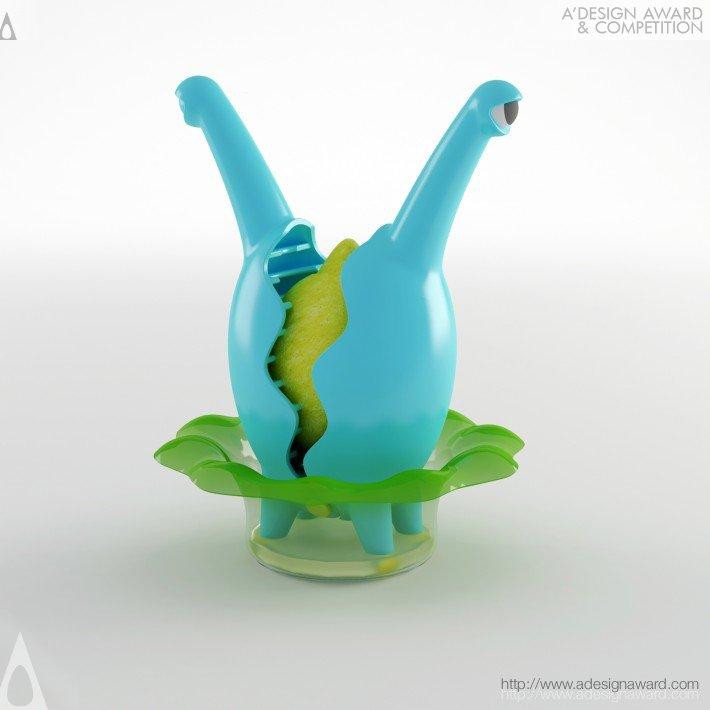 Monster (Lemon Juicer Design)