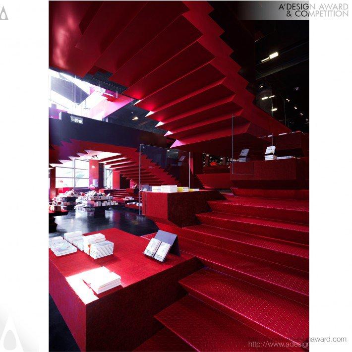 Mezzi Master (Bookshop Design)
