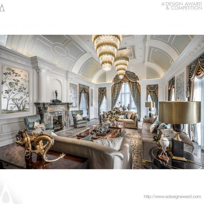 China North Island (Show Villa Design)