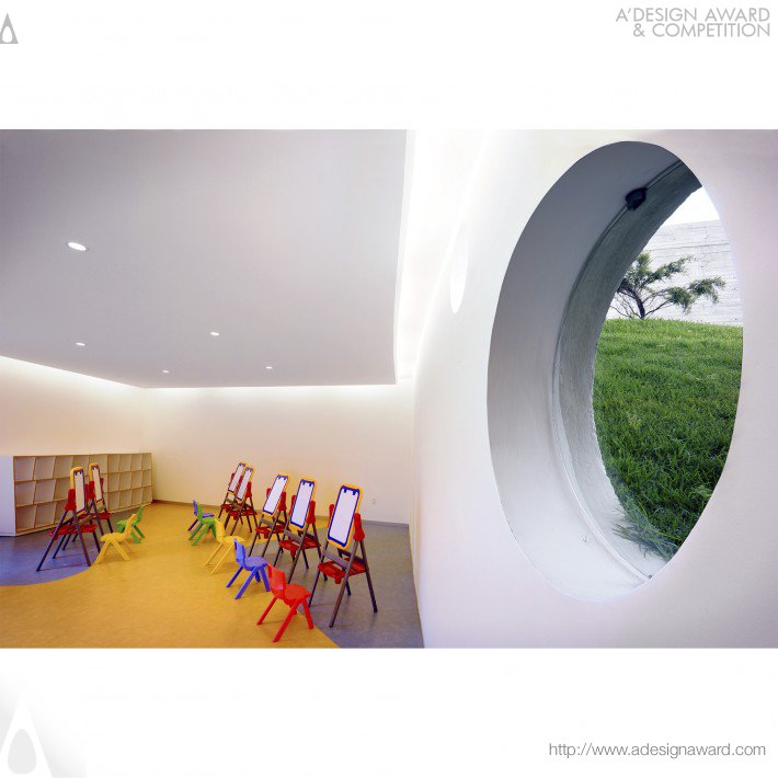 Green Hills Kindergarten (School Design)