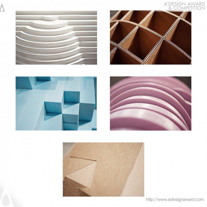 Massimals (Architectural Design Research Installation Design)