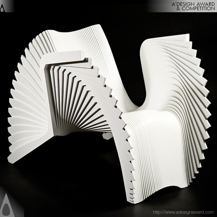 A 39 design award and competition the monroe chair for Chair design awards