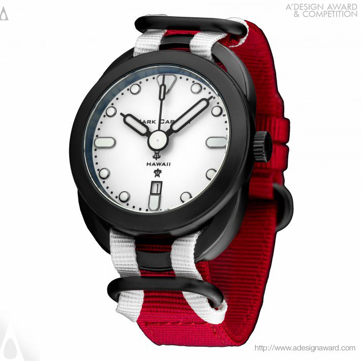 Ka La Sport Watch (Automatic Sports Watch With Unique Strap Design)