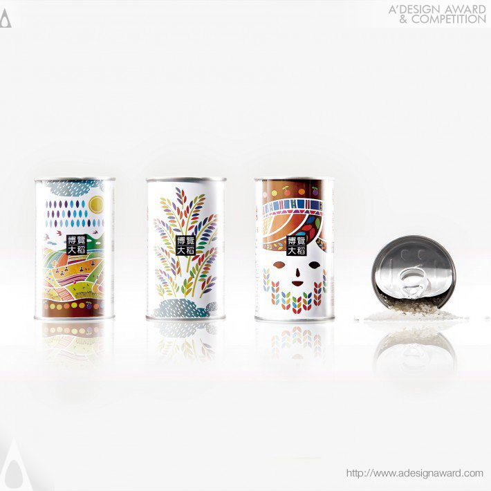 U VISUAL COMMUNICATION - Brown's Rice Packaging Rice Packaging