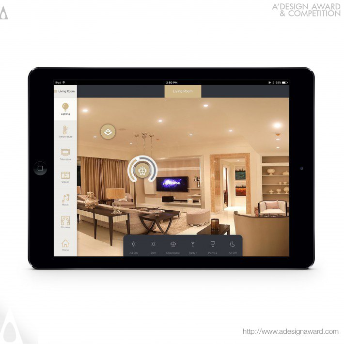 Casadigi Home Automation by Rahul Salgia