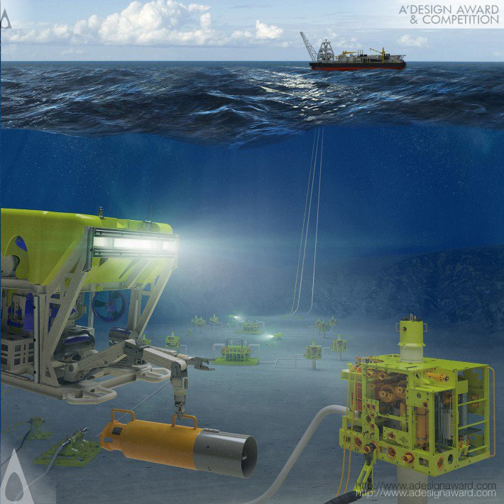 Subsea Bpr (Pipeline Protection Design)