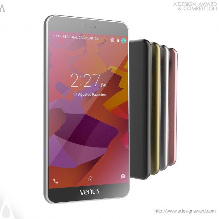 Vestel Venus Leo (Smartphone Design)