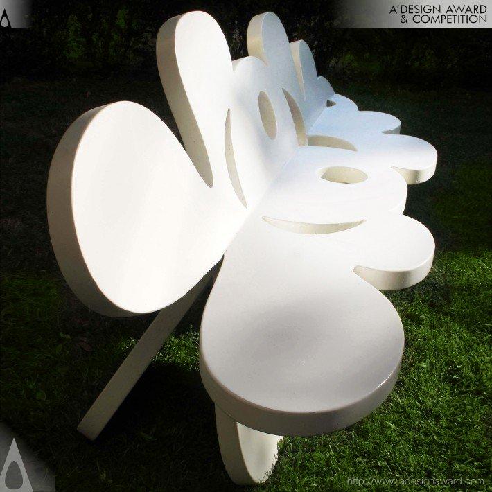Yoyo Bench (Environmentally Friendly Bench Design)