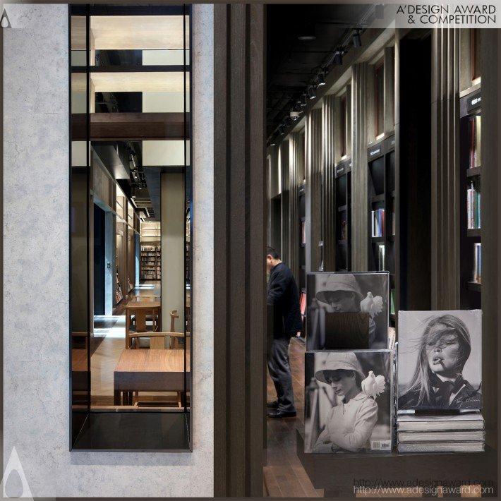 Eslite Suzhou (Bookstore Design)