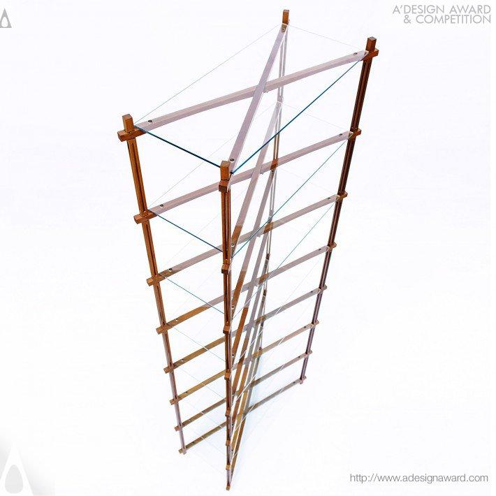 Nui X-Hale (Bookshelf Design)