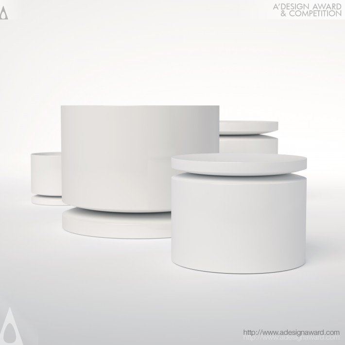 For One (Multifunctional Tableware Design)
