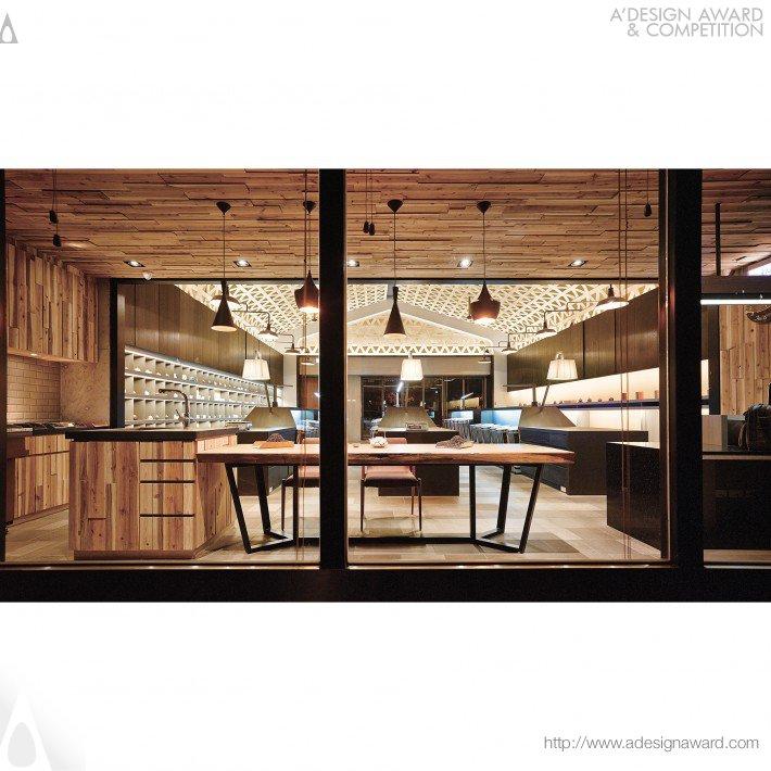 Lin Mao Sen (Tea Store Design)