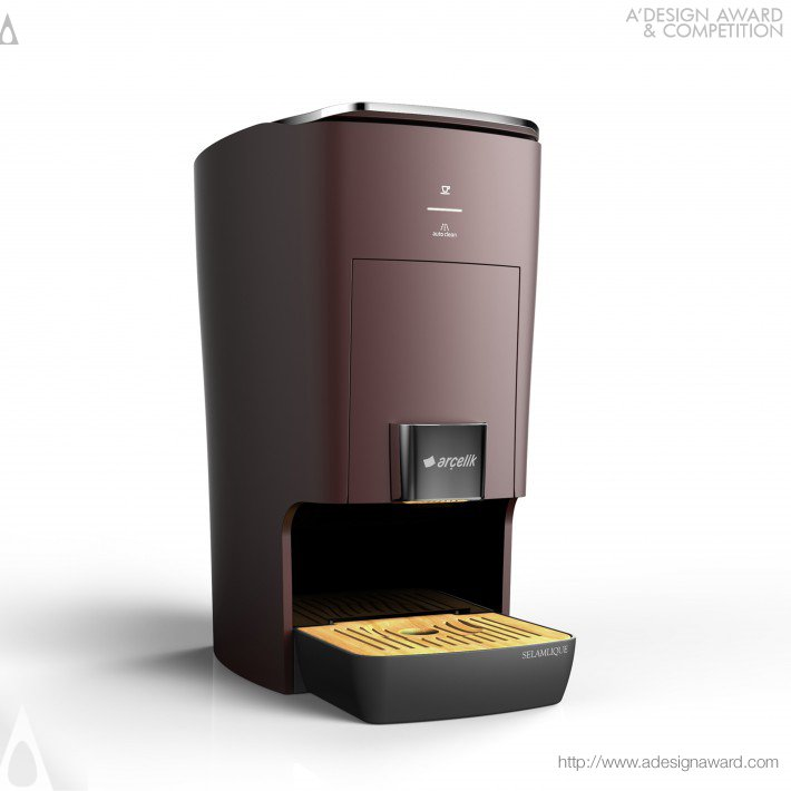 Capsule Turkish Coffee MacHine (Turkish Coffee MacHine With Capsule Design)