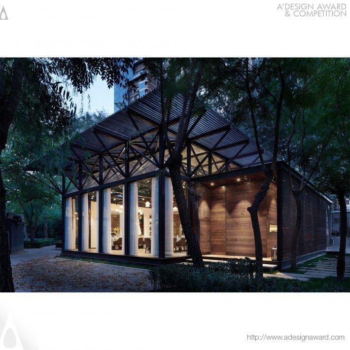 Blue Lake House (Architecture  Interior Design)