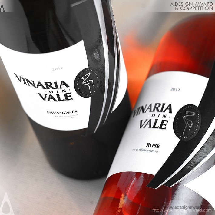 Vinaria Din Vale (Series of Quality Wines Design)