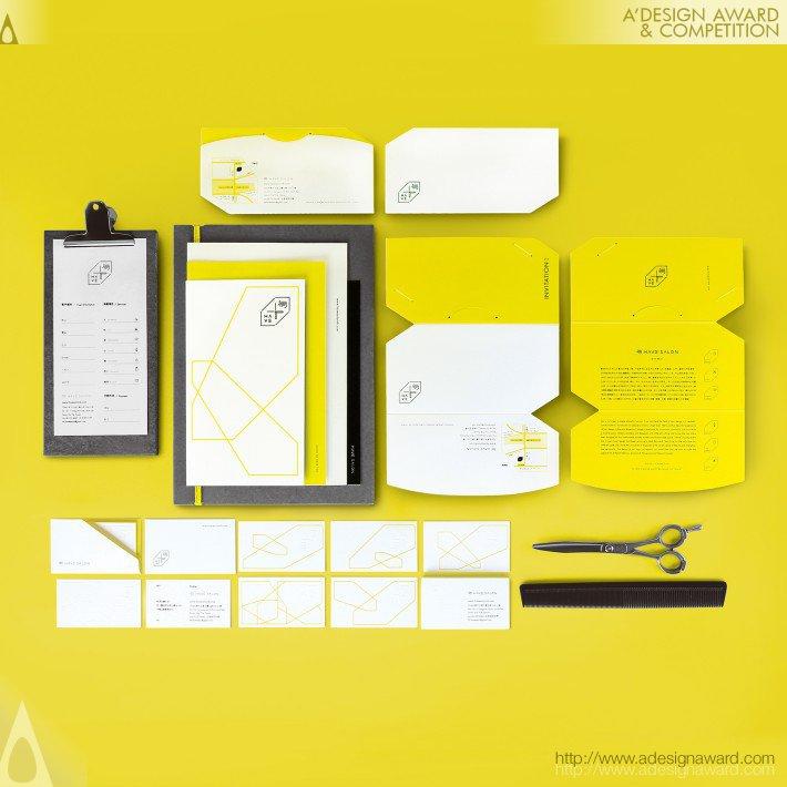 Have Salon Brand Identity (Brand Identity Design Design)