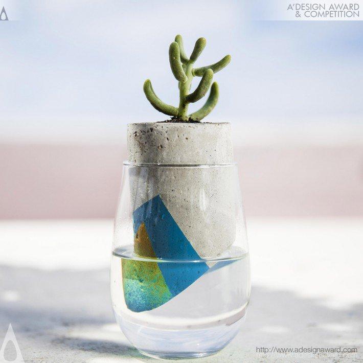 Parasita (Plant Container Design)