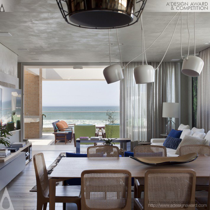 Juliana Pippi - Campeche Beach House Summer Penthouse