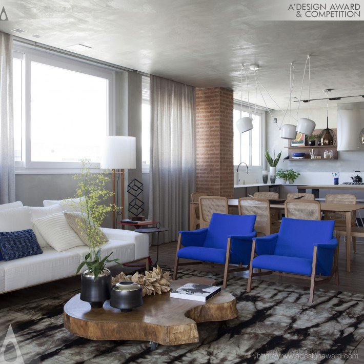 Summer Penthouse by Juliana Pippi