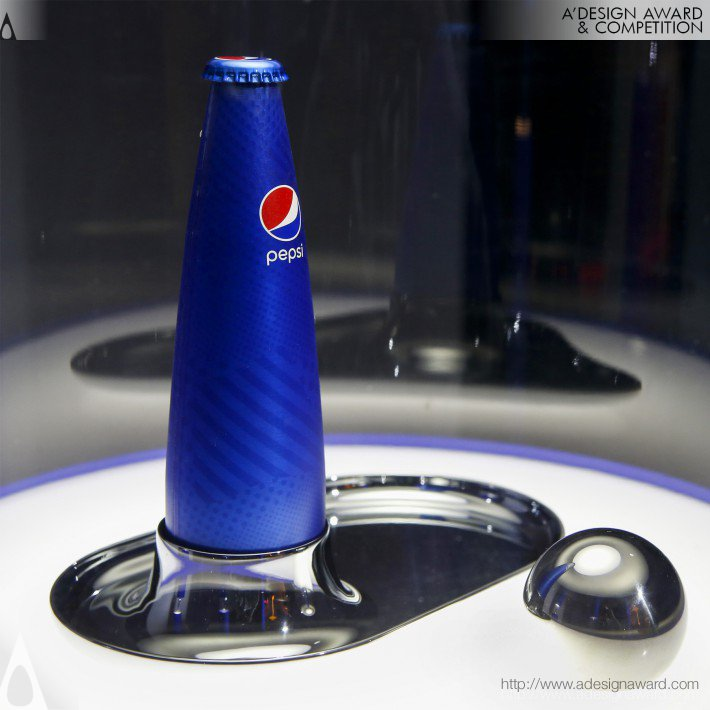 Pepsi Prestige (Aluminum Bottle Design)