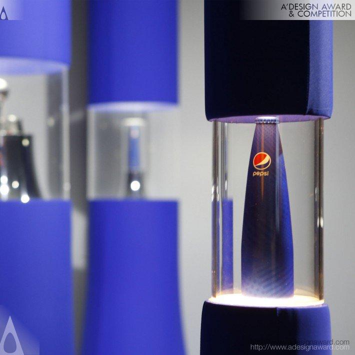 Pepsi Prestige (Aluminum Bottle Design)