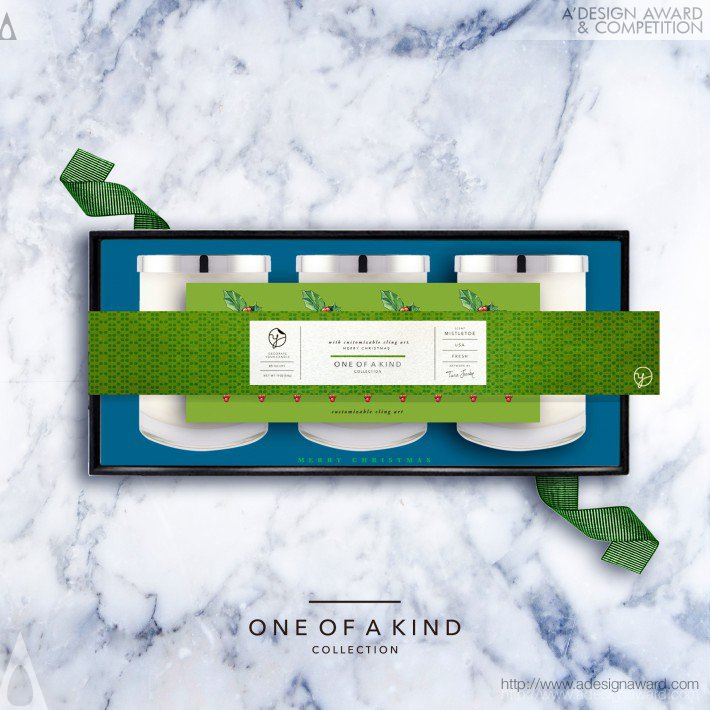 One of a Kind (Sub-Brand Packaging Design)