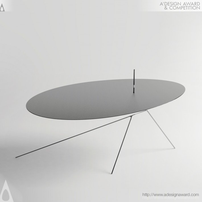 Seungjun Jeong (Jay Deisgn) - Chieut Table