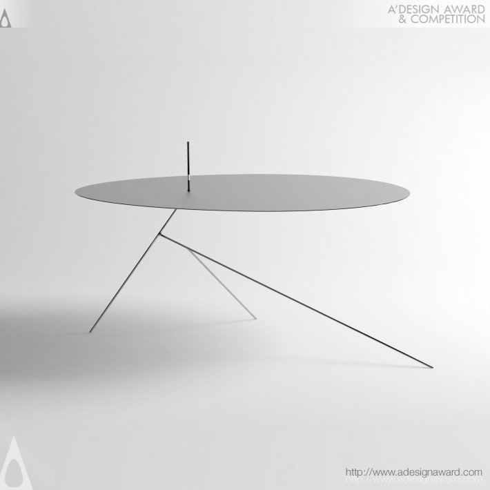 Chieut Table by Seungjun Jeong (Jay Deisgn)