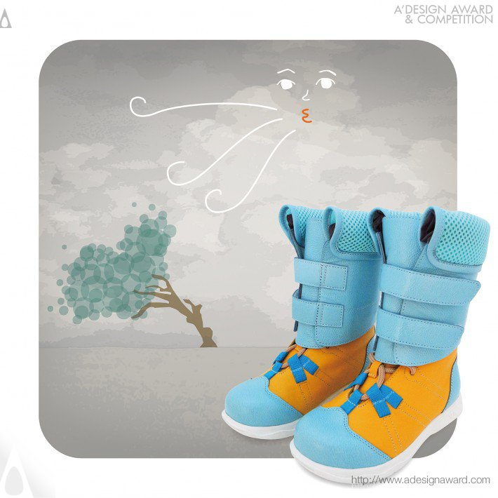Weatherproof (Kids Shoes Design)