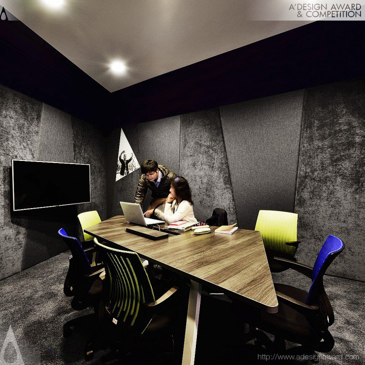 Chu-Hsin Tsai - Diamond Heart Office