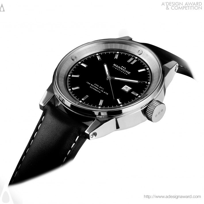 Cph St-1 (Watch Design)