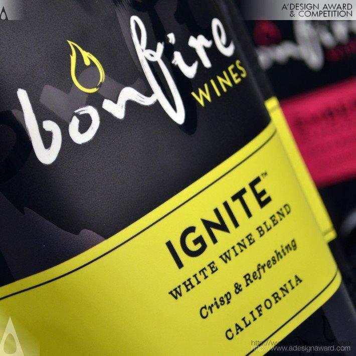 Bonfire Wines (Wine Design)
