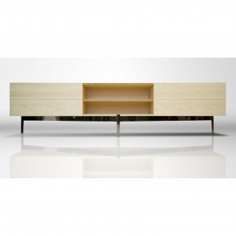 bamboo credenza furniture by butz klug