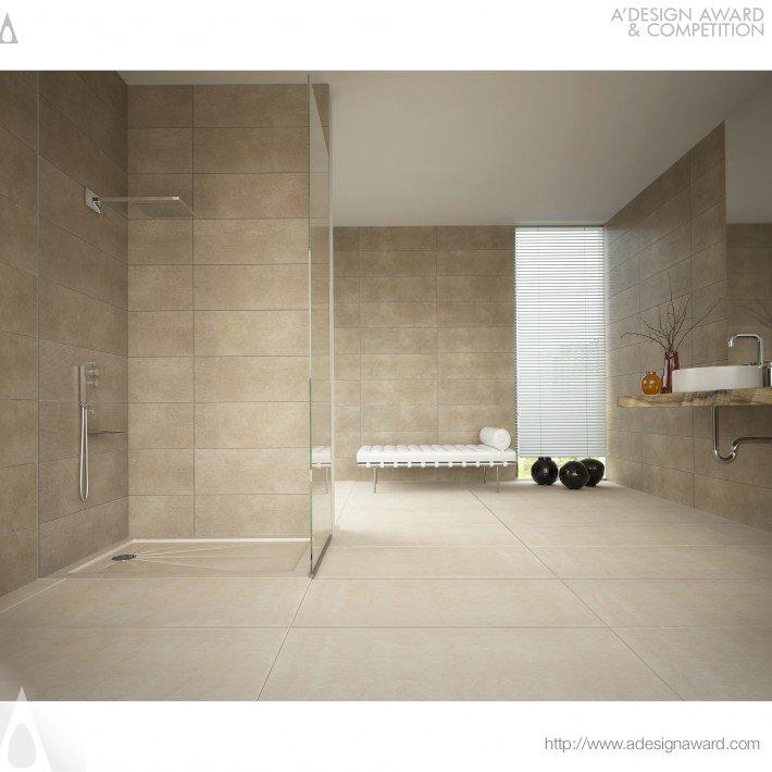 Aquanit (Porcelain  Shower Tile Design)