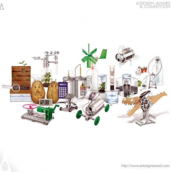 Green Science (Arouse Environmentally Friendly Concept Design)