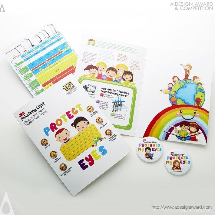 3m Ptl Starter Kit (Educational Kit Design)
