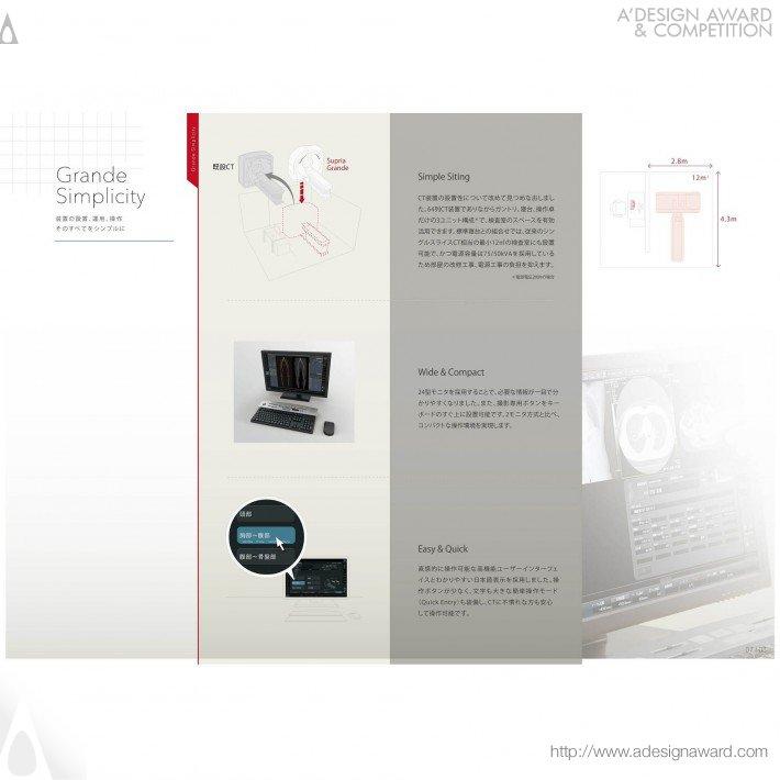 Hitachi-Medico Supria Brande (Brochure Design)