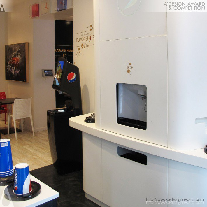 PepsiCo Design & Innovation Beverage Dispenser