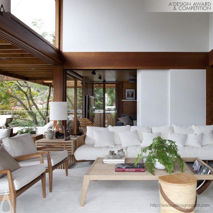 Sambaqui (Residential House Design)