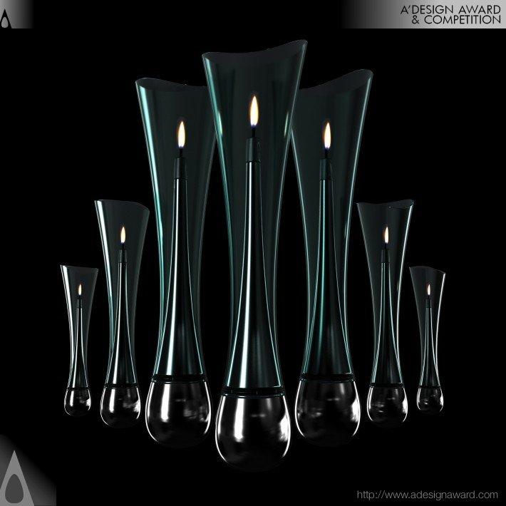 Tumbler (Lamp Design)
