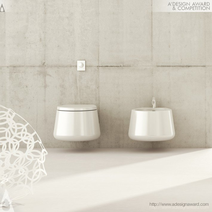Catino (Bathroom Collection Design)