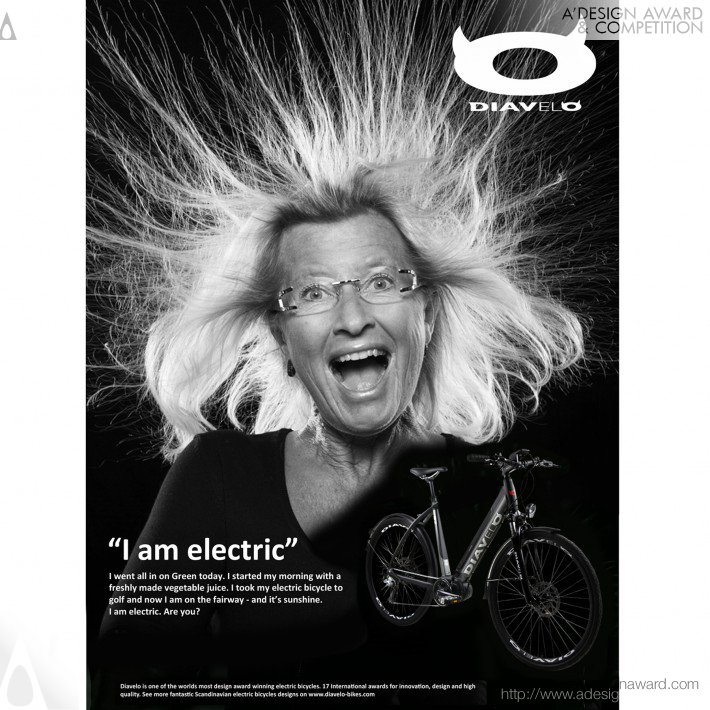 Electric (Campaign Design)