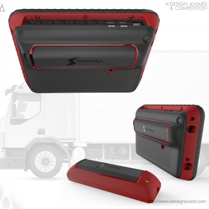 Optimo (Tachograph Programmer Design)