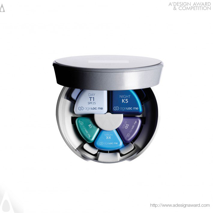 Ageloc Me (Customized Skin Care System Design)