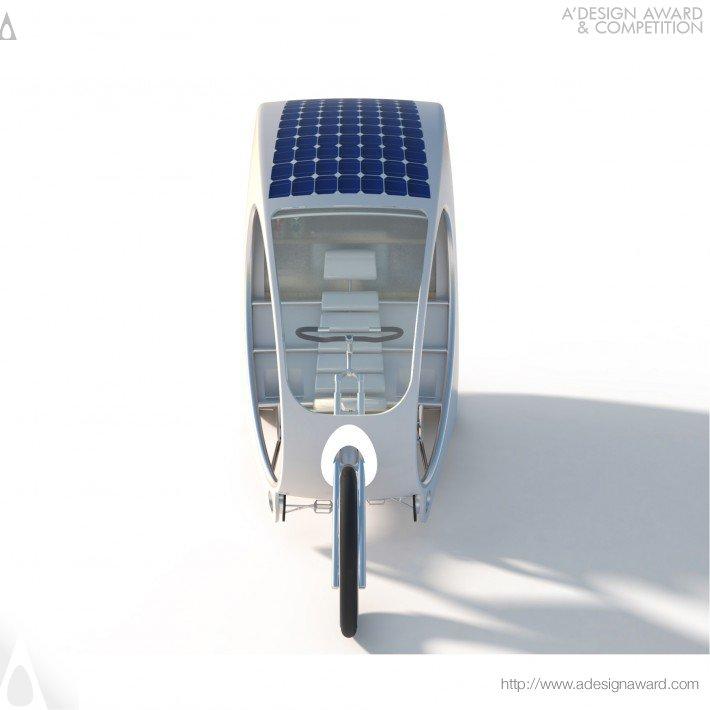 Bike Break (Mobile Kiosk Design)